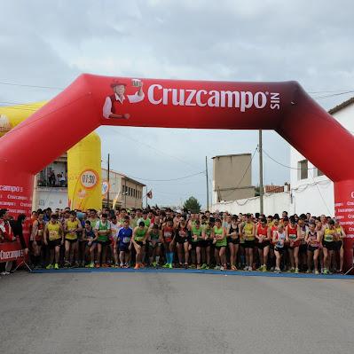 Media Maratón de Bolaños 2013 - Carrera