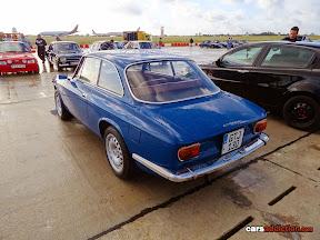 Alfa Romeo GT1300 Junior Rear