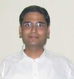 Jaipur based Advocate Prateek Kasliwal, 31, is already a renowned lawyer in the national legal circuit despite his young years. - 722011111551810Prateek