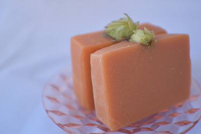 Honey Hopped Soap