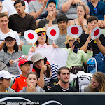 Ambiance at the 2016 Australian Open