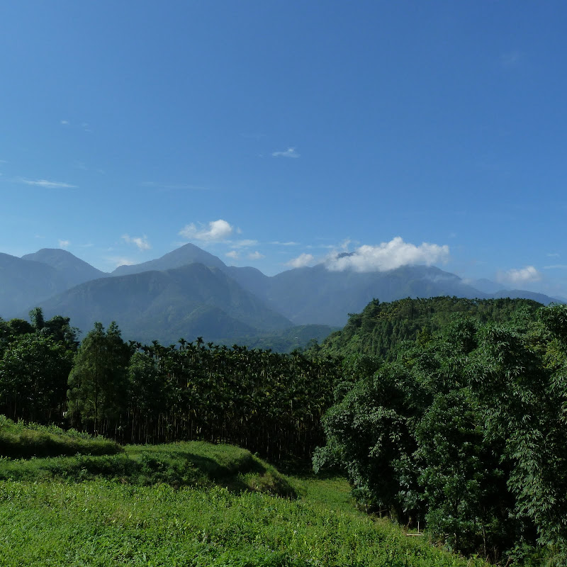 Puli  en passant , entre autres, par les villages de l ethnie Bunum de Loloko et Dili. J 10 - P1160775.JPG