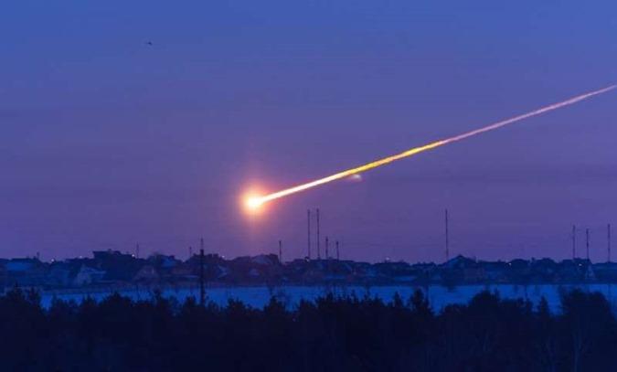 Asteroid imapct À beira da extinção 00
