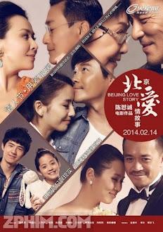 Chuyện Tình Bắc Kinh - Trần Tư Thành (2014) Poster