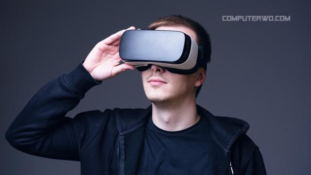 إستخدام الجيروسكوب في نظارات الواقع الإفتراضي
