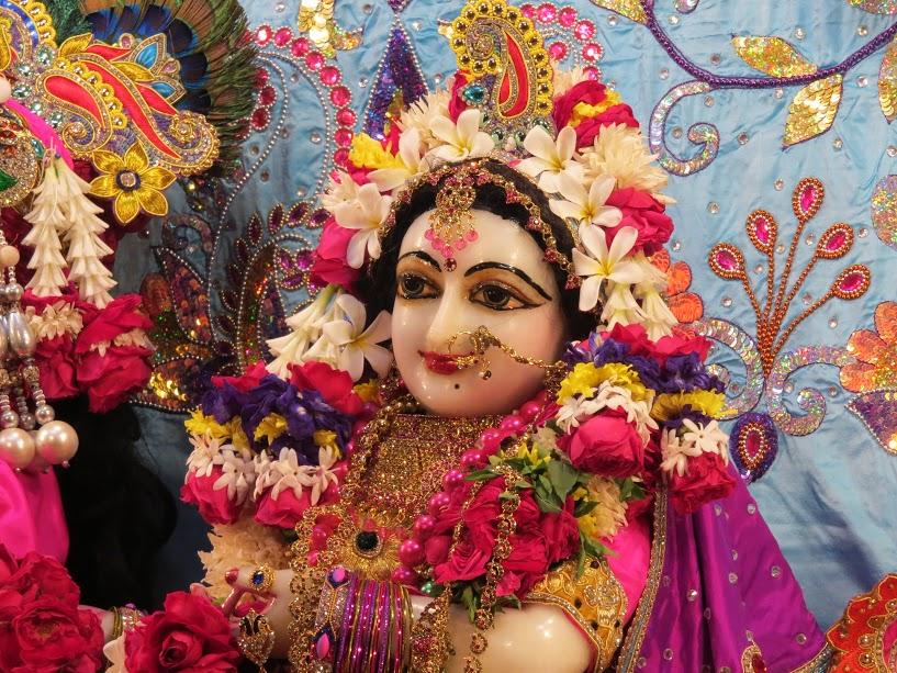 ISKCON Vallabh vidhyanagar Deity Darshan 04 jan 2017 (11)