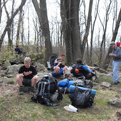 2012_04a (Backpacking on the Appalachian Trail)