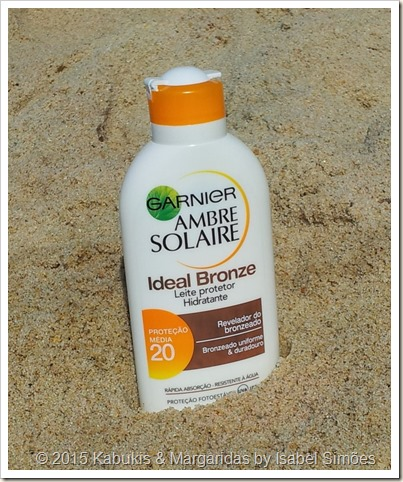 Garnier Ambre Solaire Ideal Bronze
