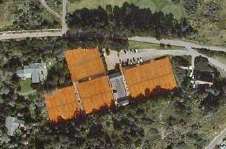 satellietfoto de glee