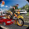 réal E bike Moto courses: Mini bicyclette cascade APK