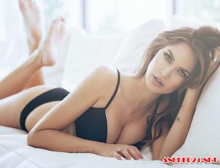 Melissa Satta gái đẹp khiến CR7 quay cuồng