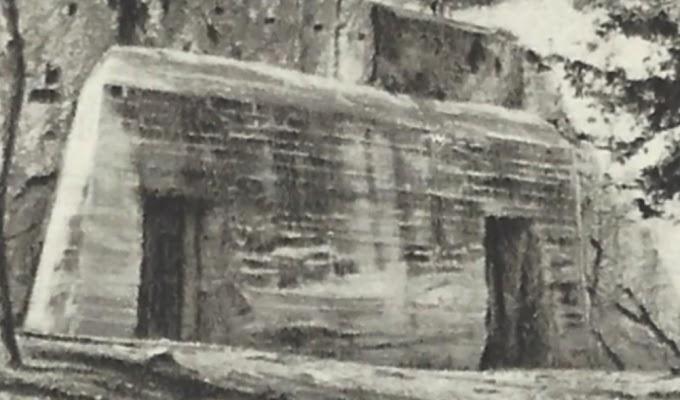 Η λεγόμενη Φυλακή του Σωκράτους κρησφύγετο για τα αρχαία