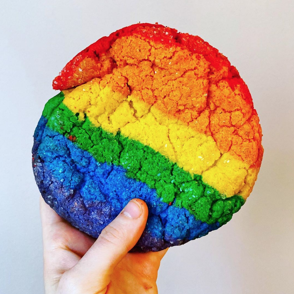12 Rainbow Bites for Pride (and Charity) in New York