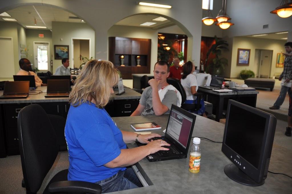 Genoa Central, Fouke, and Arkansas High visit UACCH-Texarkana - DSC_0084.JPG