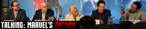 Ant-Man Euoropean Press Conference
