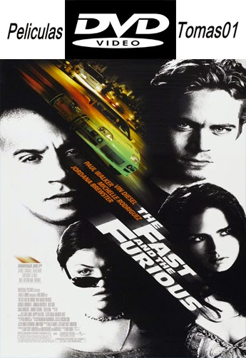Fast and Furious 1 (Rápidos y Furiosos) (2001) DVDRip