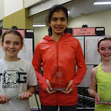 GU 13: Champion - Skyler Spaulding (Falmouth, ME); Finalist - Baani Sharma (Andover, MA); 3rd Place -Charlotte Bell (Wellesley, MA)