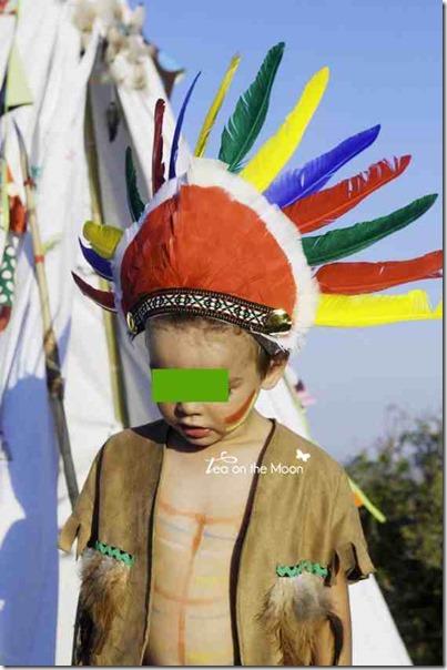 fiesta cumpleaños indios 3 1