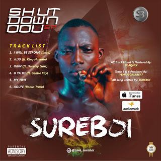 [EP] Sureboi - shutdown oou