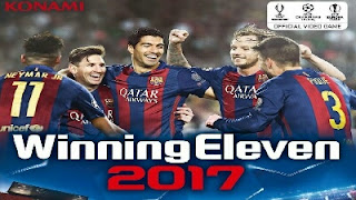 Download Winning Eleven 2012 Mod WE 2016, 2017 Full Apk Data Android