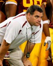 Coach Randy Taylor
