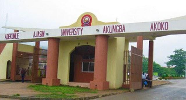 Adekunle Ajasin University, Akungba-Akoko, AAUA, has been shut down indefinitely.