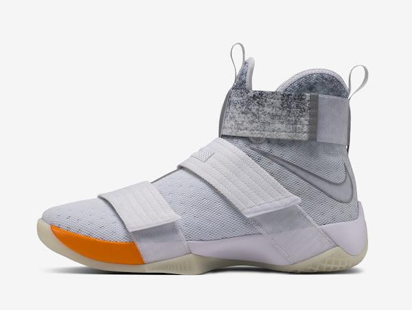 John Elliott X Nike LeBron Soldier 10 Drops Tomorrow