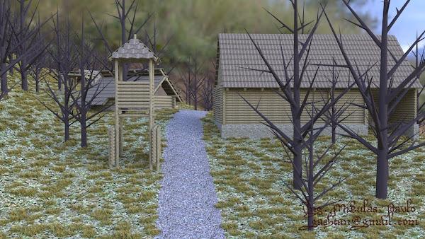 Výstavba archeoparku na Košickom hrade