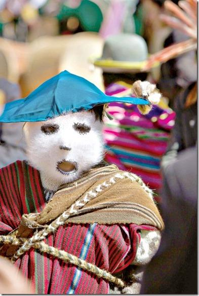 Danzas de La Paz, Bolivia