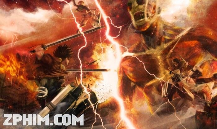 Ảnh trong phim Tấn Công Người Khổng Lồ 1 - Attack on Titan Season 1 2