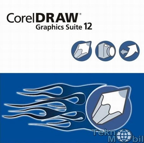 Corel Draw v12.0 Türkçe Full