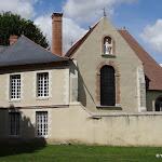 Château de Malesherbes : chapelle