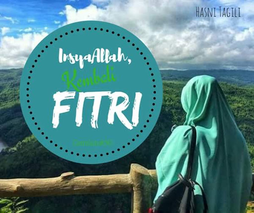 InsyaAllah, Kembali Fitri