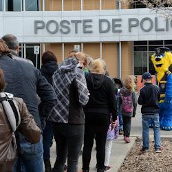 Portes ouvertes au poste de police - 2016