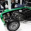 3 Zylinder Turbo von Suzuki im Super 7 als Einziegsmotorisierung.