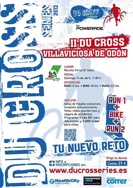 Du Cross Series vuelve a Villaviciosa de Odón