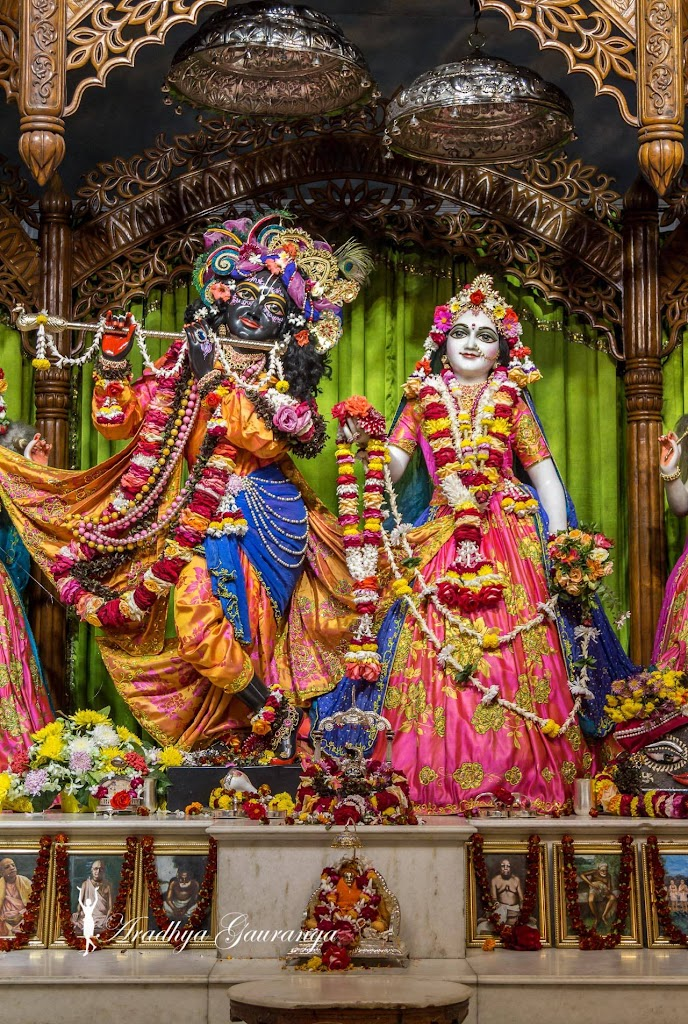 ISKCON Mayapur Deity Darshan 20 Jan 2017 (34)