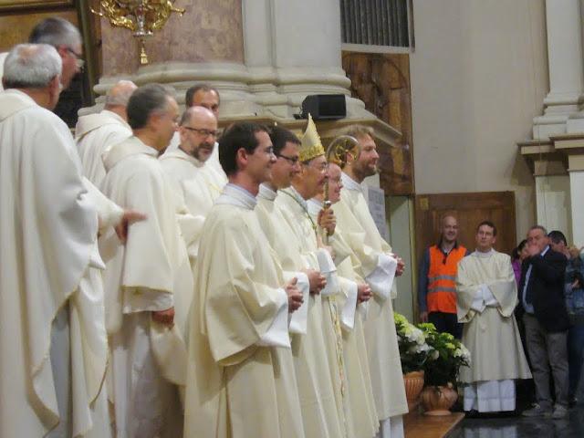 Ordinazione diaconale 2 maggio 2015