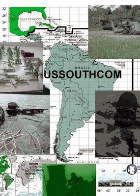 Colombia  - Página 22 Southcom-countries