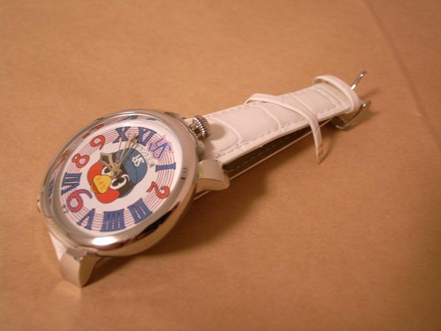 フランク三浦つば九郎腕時計