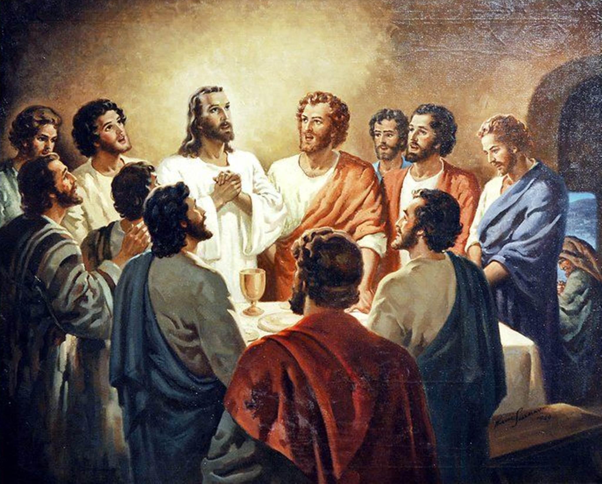 Chúa Cha yêu mến anh em