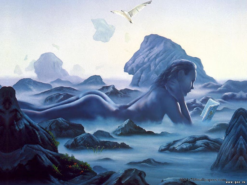 Magick Landscape Of Dream 6, Magical Landscapes 5