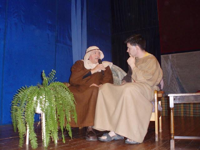 6.11.2010 - Josef v Lidovém domě - PB060493.JPG
