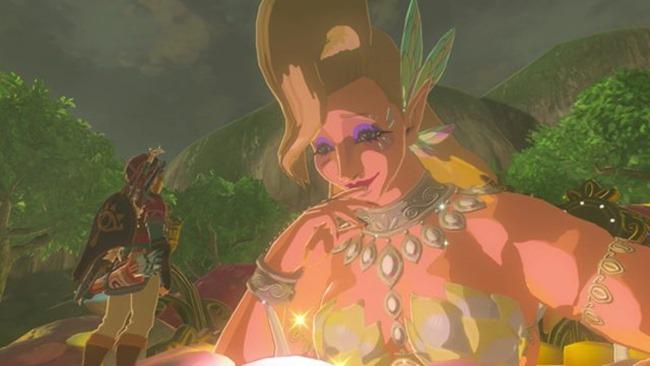 Zelda: Breath of the Wild ist das perfekte Spiel für Leute, die normalerweise keine Videospiele spielen