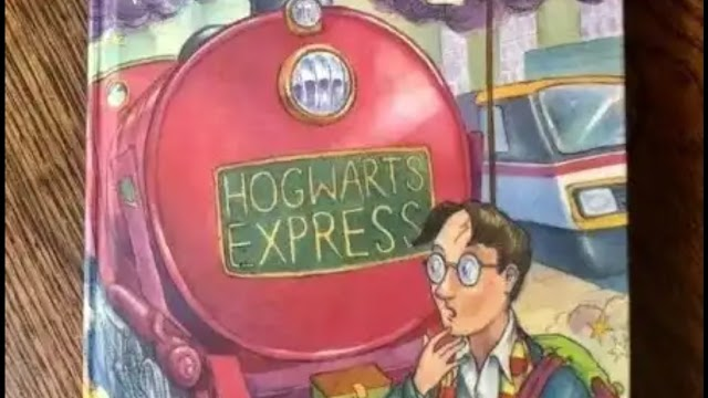 Filhas vão leiloar 1º edição de 'Harry Potter' deixada de herança pela mãe