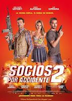 Socios por accidente 2 (2015) online y gratis