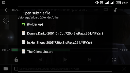 Subtitling Your Movies From Your Android Phone, ~ ODDVerbs