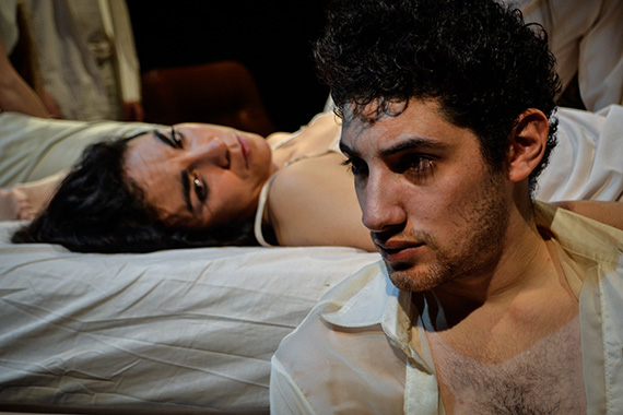 'No daré hijos, daré versos' Ciclo de Teatro Latinoamericano en las Naves del Español-Matadero
