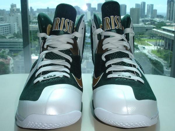 PE Spotlight Nike LeBron 9 SVSM Home amp Away PEs