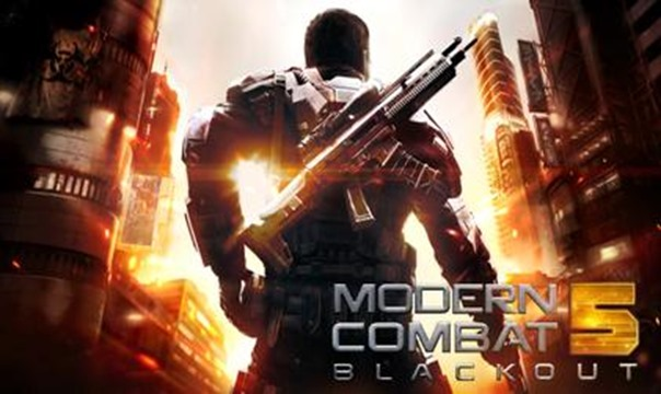 modern combat 5 free download